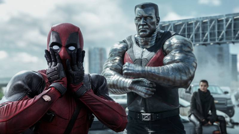 Deadpool 123 movies