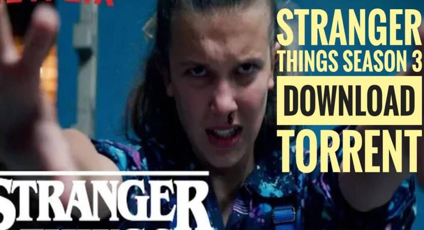 Stranger things season 2 torrent